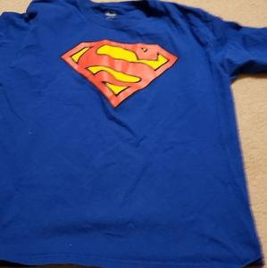 Superman short sleeve shirt
